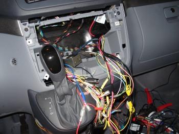 Verkabelung - Mercedes Vito - Alpine Multimedia Anlage & Soundsystem ...
