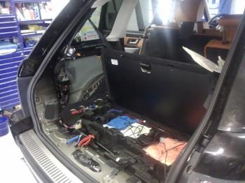 Verkabelung - Alpine Kopfstützenmonitore & Rückfahrkamera - CAR ...