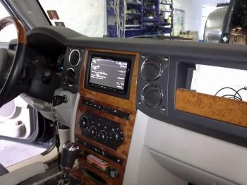 doppel din navigation pioneer f10bt jeep commander. Black Bedroom Furniture Sets. Home Design Ideas